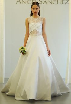 FIDELIA Wedding Dress By TINA VALERDI