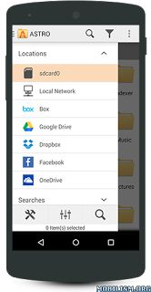ASTRO File Manager with Cloud PRO (Paid)