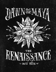 Dawn Of The Maya on Behance