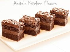 Recipe WEETBIX SLICE by erinajwilliams, learn to make this recipe easily in your kitchen machine and discover other Thermomix recipes in Baking - sweet. Sweets Recipes, Brownie Recipes, Just Desserts, Delicious Desserts, Yummy Food, Sweet Desserts, Yummy Recipes, Gluten Free Sweets, Gluten Free Baking