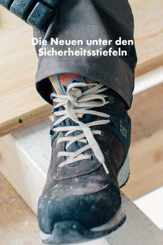 """Sicherheitsstiefel """"NATURE"""" von WÜRTH MODYF. S3 Stiefel mit ESD, Gummisohle und aus Atmungsaktivem Material www.modyf.de"""