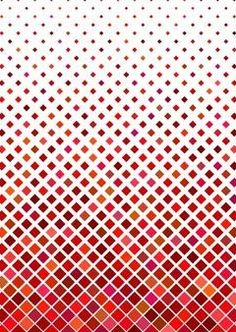 1000+ FREE vector and JPG graphics: Abstract diagonal square pattern background - geometric vector graphic from squares in red tones #FreeVector