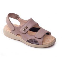 Gem 736 Taupe Sandals