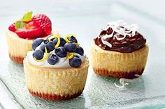 PHILADELPHIA Easter Mini Cheesecakes - Kraft Recipes