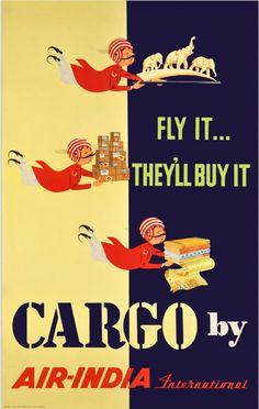 Air Cargo - Air India