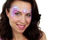 Face Painting Banner   Easy Fairy Face Paint Video