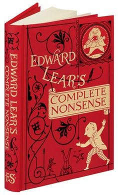 Edward Lear's Complete Nonsense | 10 Folio Society Books to Give to Your Children This Christmas