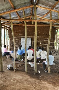 Education in Africa (location unknown)