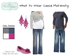photos - what to wear for a maternity session.