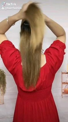 Bun Hairstyles For Long Hair, Pretty Hairstyles, Girl Hairstyles, Buns Hairstyles Tutorials, Hairstyles For Working Out, Bun Tutorials, Daily Hairstyles, Fast Hairstyles, Hair Up Styles