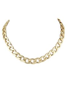 Best Seller Gold Plated Simple Chain Necklace