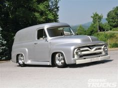 1955 Ford Panel Truck ♪•♪♫♫♫ JpM ENTERTAINMENT ♪•♪♫♫♫