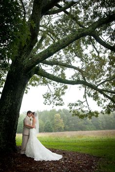Erin and Dan's wedding at Lenora's Legacy. Image credit: Famzing.