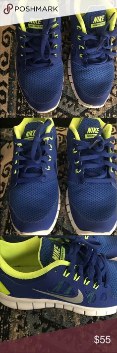 Nike Free 5.0 Worn only twice. Nike Shoes Athletic Shoes