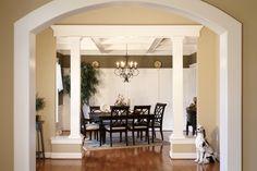 The Charleston floor plan by Garman Builders