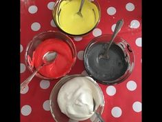 YouTube Royal Icing, Chocolate Fondue, Sweet Recipes, Frosting, Fondant, Xmas, Christmas, Food And Drink, Pudding