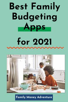 Want to know the best family budgeting apps to use to manage your family's money? This article walks through the very best family budget apps. via @familymoneyadventure Budget App, Best Budget, Budget Envelopes, Thing 1, Family Budget, Create A Budget, Get Out Of Debt, Financial Institutions, Budgeting Tips