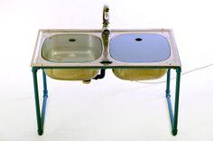 Mesa lavabo.