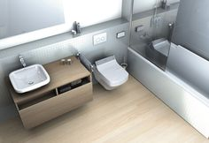 #duravit #badkamer inrichten bij Van Wanrooij keuken- en badkamerspecialisten