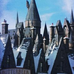Harry Potter World- Universal Orlando Resort ❤❤❤