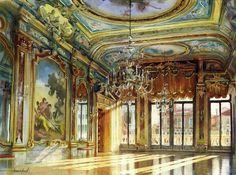 Palazzo Papadopoli Venice