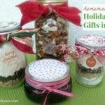 The Best Homemade Holiday Gifts-in-a-Jar