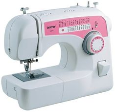 It isn't that easy finding a really good kids sewing machine. The right machine can nurture a love for sewing. Sewing Machines Best, Sewing Machine Projects, Brother Sewing Machines, Sewing Machine Reviews, Sewing Basics, Sewing For Beginners, Custom Baby Bedding, Sewing Courses, Retro Fabric