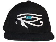 Eye of Horus Snapback Cap by ETHIK 6e2d4b41c74d