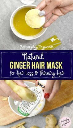 #GingerOil - Stimulates hair growth and if you have a scalp or dandruff problem, you should try this hair mask as it really cleanses your scalp. #HairCareOil Permanent Facial Hair Removal, Underarm Hair Removal, Ginger Oil For Hair, How To Cure Dandruff, Hair Mask For Dandruff, Dandruff Remedy, Oil For Hair Loss, Hair Loss Shampoo, Healthy Hair Tips