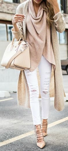 Neutrals Obsessed // Shop similar pieces of the neutral palette on Effinshop.com xx