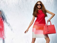 Fendi Spring and Summer 2014 Ad Campaign