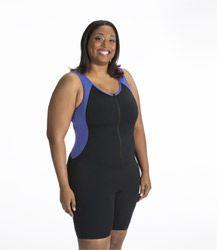 f8d5374402 Plus size aquatards Women s Plus Size Swimwear