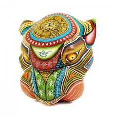 Jose Calvo & Magaly Fuentes: Spectacular Jaguar Mask