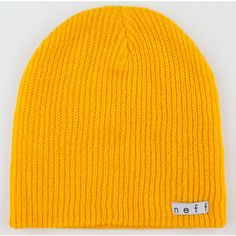 NEFF Daily Beanie ($13) ❤ liked on Polyvore