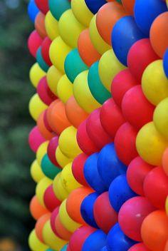 Balloon Target