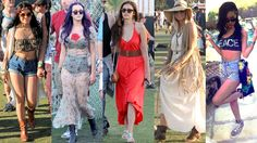 Coachella isn't just about the tunes, it's also about the style, natch!