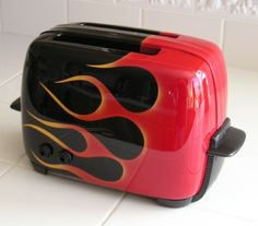 hot rod toaster