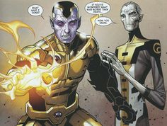 Ebony Maw screenshots, images and pictures - Comic Vine