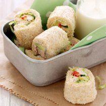 Receta de Sandwi Sushi