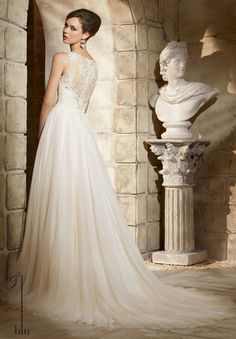 Blu - 5374 - All Dressed Up, Bridal Gown