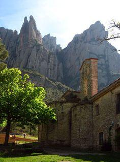 Ermita de Santa Cecilia - Montserrat