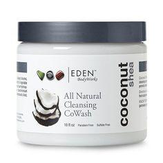 Amazon.com : EDEN BodyWorks Coconut Shea Cleansing CoWash 16oz : Beauty