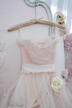 Rose-Style,,,,pink dress and wardrobe
