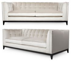 The Alexander range breathes new life into classic comfort with sophistication and style. Exquisite detailing, such as the pulled stitch effect of the backrest, provides a visual treat that is sure to elevate any room. The Alexander is completed with a recessed wooden plinth and indulgent layers foam-wrapped feather and down padding.