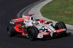 Force India VJM01 - Ferrari driven by Adrian Sutil in 2008