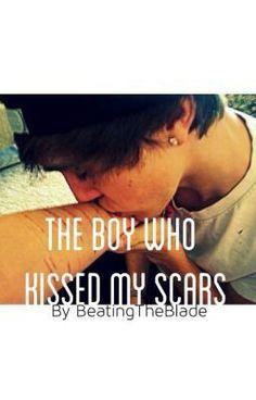 how to explain self harm scars to boyfriend