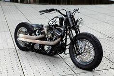 Harley-Davidson Softail FXSTS Springer Softail