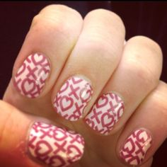 I Heart Nail Art: Valentines Day