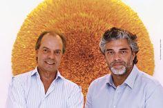 Marcello Serpa e José Luiz Madeira deixam a AlmapBBDO - Blue Bus