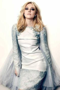 Dakota Fanning - I can't believe how grown up she is! And just gorgeous.